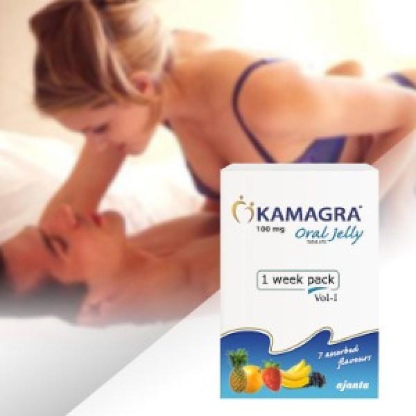 Potenzmitteltabletten Kamagra Oral Jelly Online ohne Rezept kaufen
