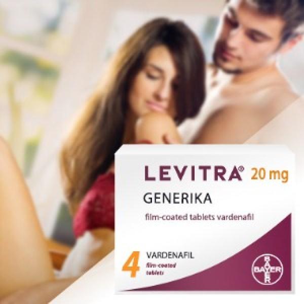 Potenzmitteltabletten Levitra Generika Online ohne Rezept kaufen